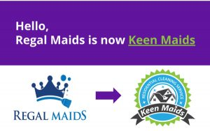 Regal Maids is now Keen Maids