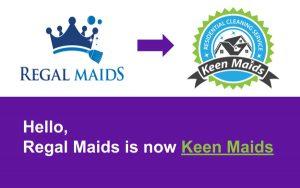 Regal Maids is now Keen Maids