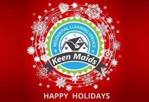 happy holidays keen maids